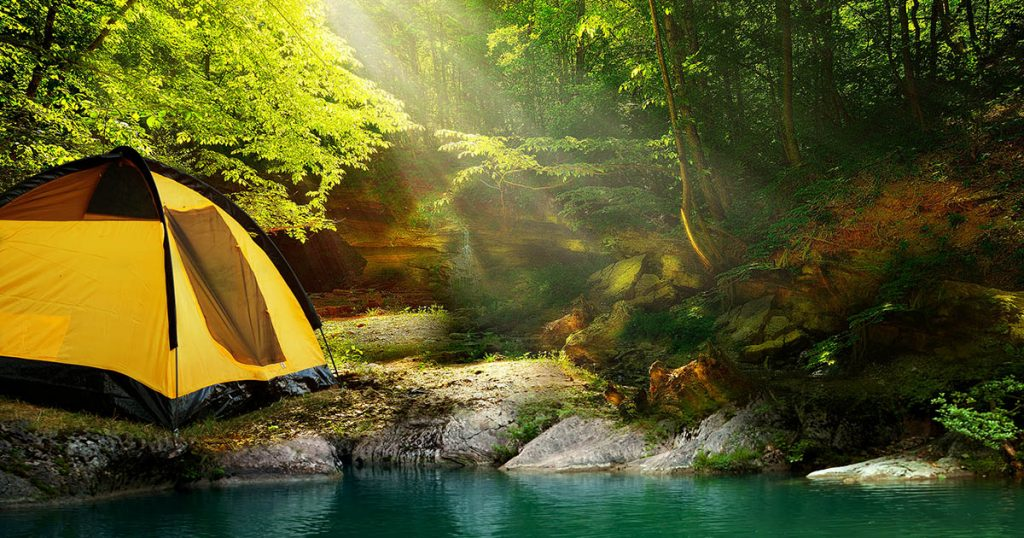 Tips for picking campsites for new campers