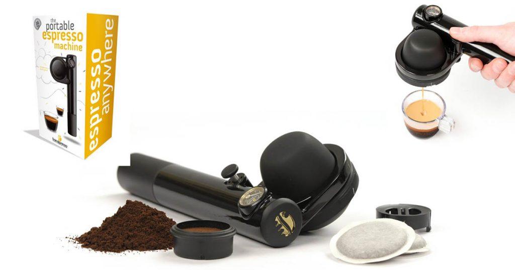 Best espresso maker for camping