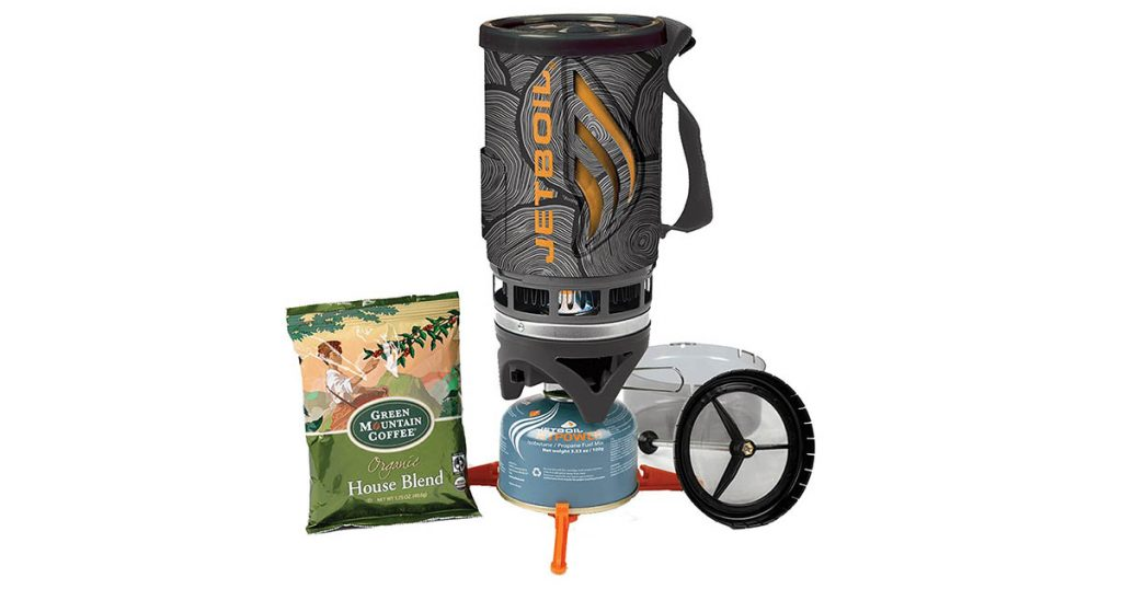 Jetboil Flash Java Kit For Great Camp Coffee