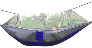 Suparee Camping Hammock With Mosquito Netting