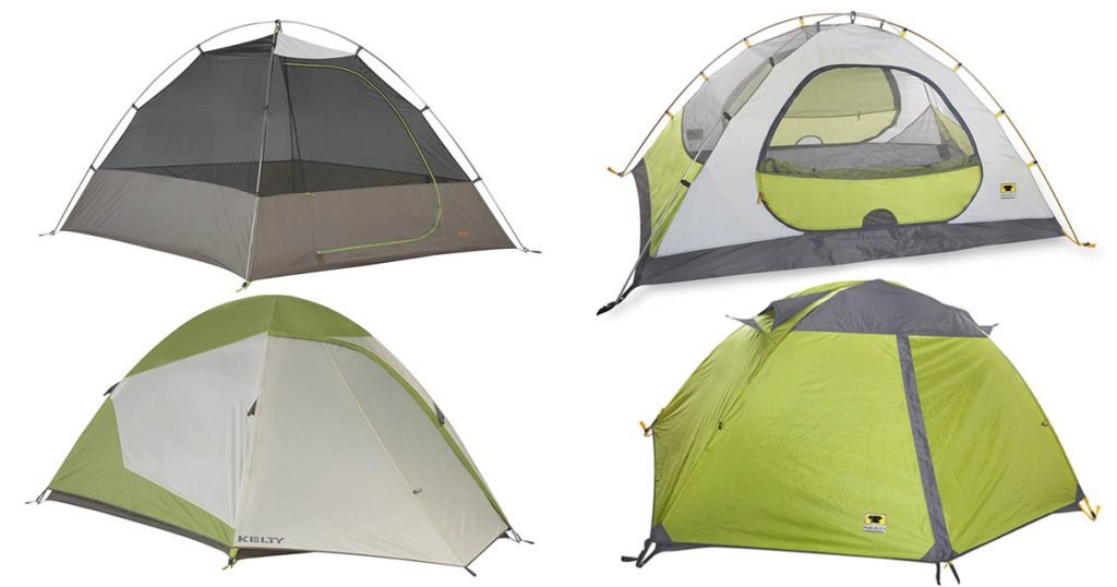 THree season tents that wont break the bank