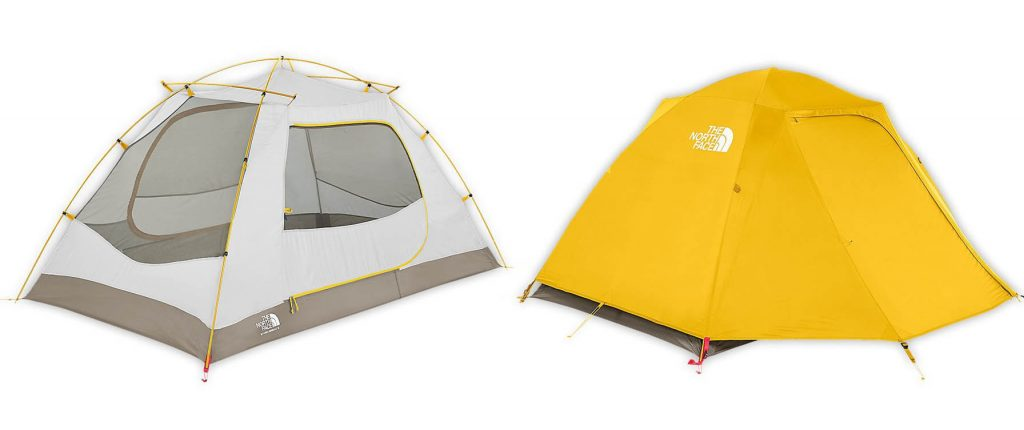 Three season tent from Northface
