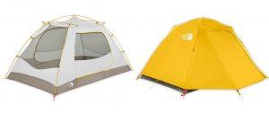 Three season tent from Northface