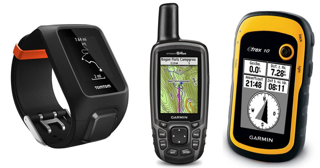 % of the best GPS trackers for explorers.
