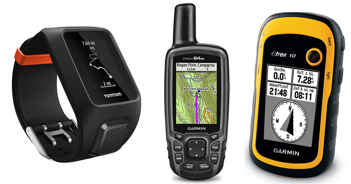 5 Of The Best GPS Trackers For Exploring