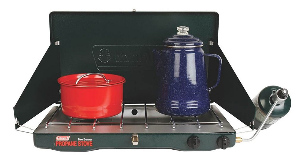 This classic stove from Coleman is popular for good reason. It is really durable and easy to use.