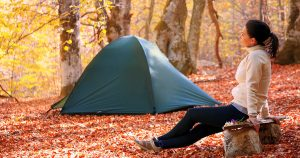 Autumn camping is a lot of fun if you are prepared.