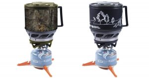 Great stove for backpacking or camping.