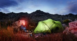 Make sure to prepare for shorter days by setting yup your camp early.