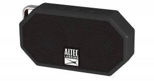 Altec Lansing's best waterproof speaker under 50 dollars.