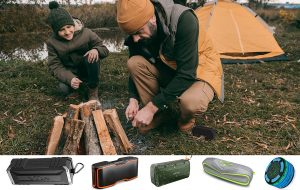 A few of the best waterproof bluetooth speakers for camping and boating.