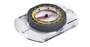 The Brunton TruArc 3 Base Plate Compass is incredibly durable and dependable.