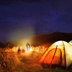Here are a few of the best LED lights for creating the perfect mood on your next camp out.
