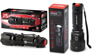 Great durable budget flashlight for camping