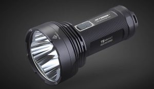 Super durable flashlight from JetBeam.