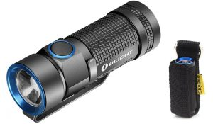 Best compact flashlight for the outdoors.