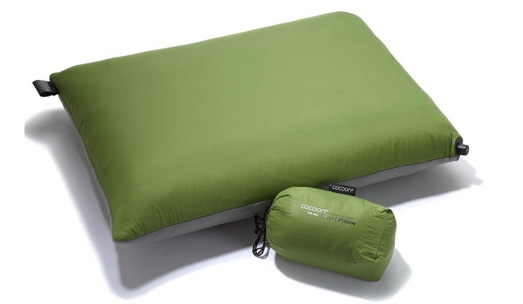 The Cacoon Ultrlight is one of the lightest inflatable pillows on the market today.