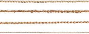 Here are some examples of different types of ropes and their best uses.